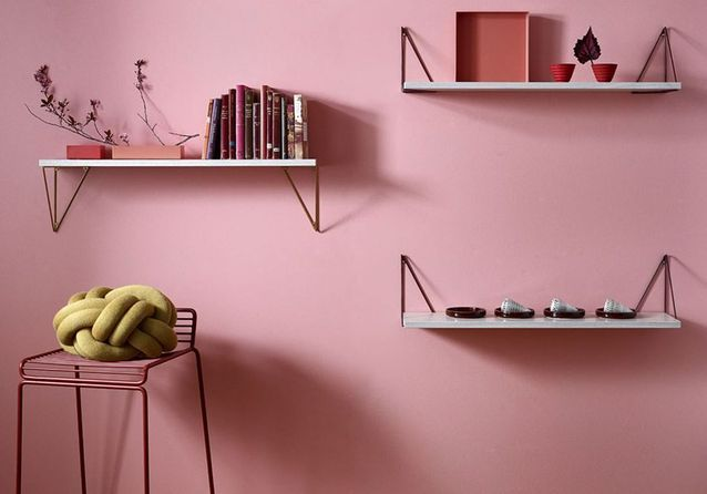 Rangements murs - Elle Décoration
