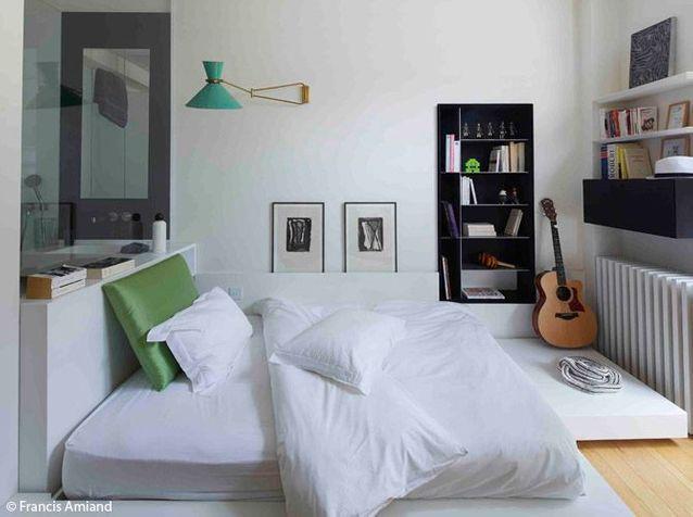 Comment agrandir l'espace par Michel Bismut, architecte et fondateur de l'agence Bismut & Bismut