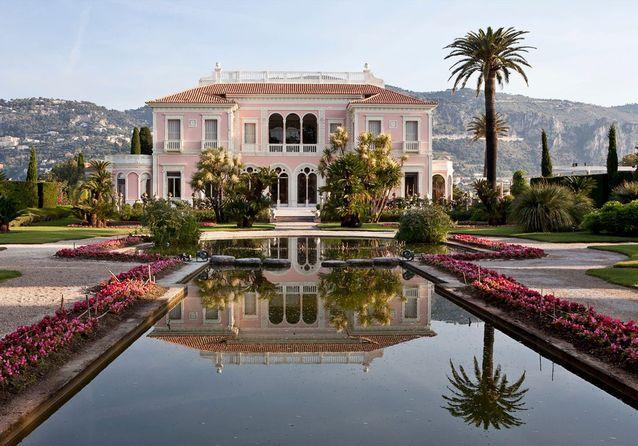 13 maisons de légende à visiter de la Côte d\'Azur à la Côte ...