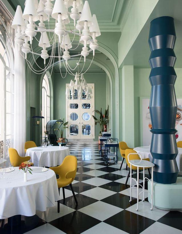 Restaurant La Terraza del Casino - Jaime Hayon en majesté