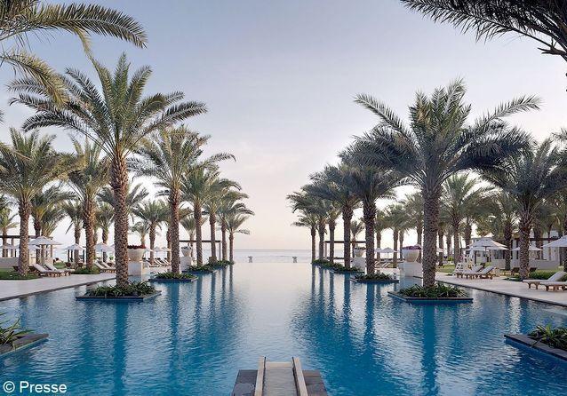 Al  Bustan Palace Mascate Oman
