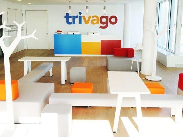 Découvrez en exclusivité les incroyables bureaux de Trivago !