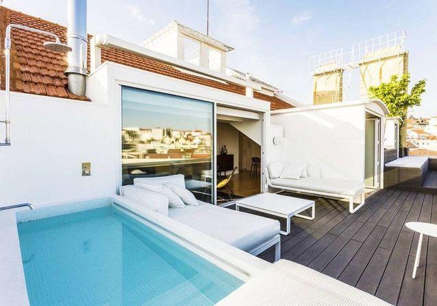 Appartement avec piscine à Lisbonne