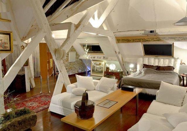 Airbnb nantes 20 appartements maisons et lofts de r ve nantes elle d coration - Maison atypique nantes ...