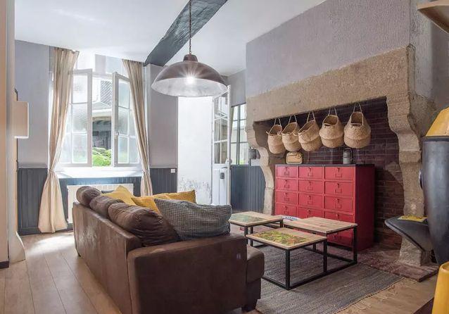 Appartement atypique à Saint-Malo