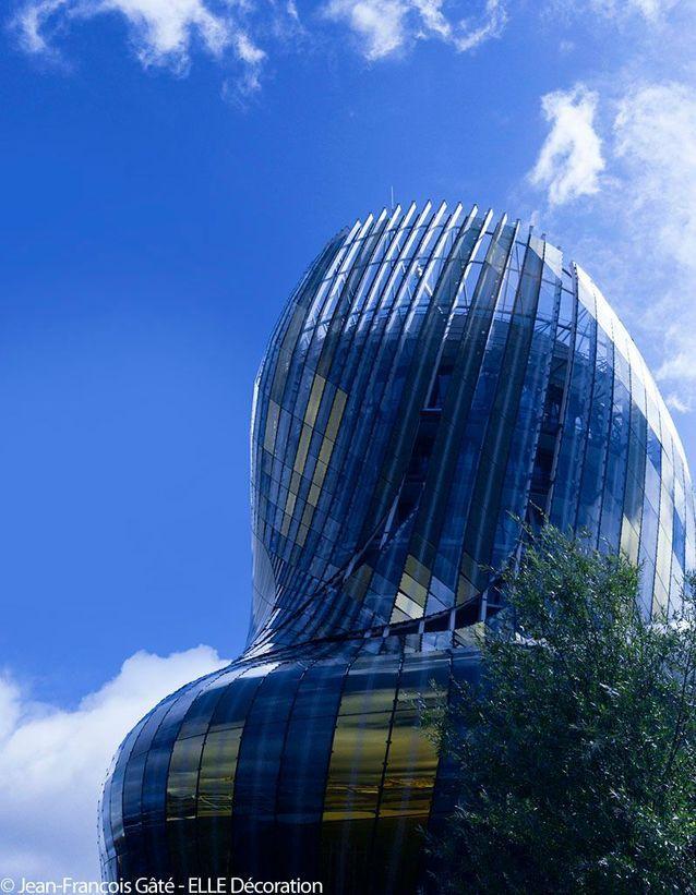 La Cité du Vin - Architecture grandiose