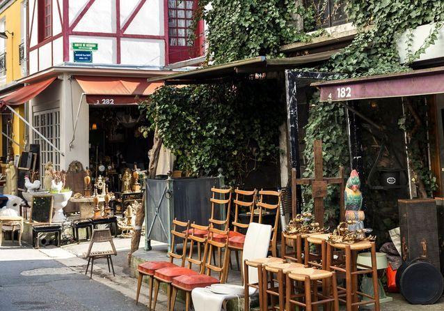 Puces De Saint Ouen Visite Guidee Au Cœur Du Marche Paul Bert