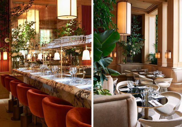 Le restaurant Girafe - Table prestigieuse