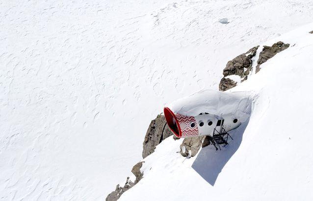 Les hébergements les plus insolites à la montagne