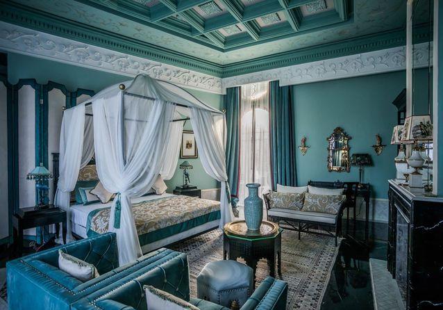 Une des suites du Palais Ronsard