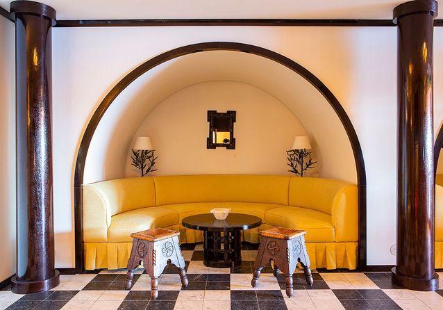 L'Hôtel La Ponche à Saint-Tropez revu par Fabrizio Casiraghi