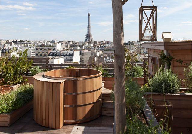 Le Brach, le nouvel hôtel branché signé Philippe Starck