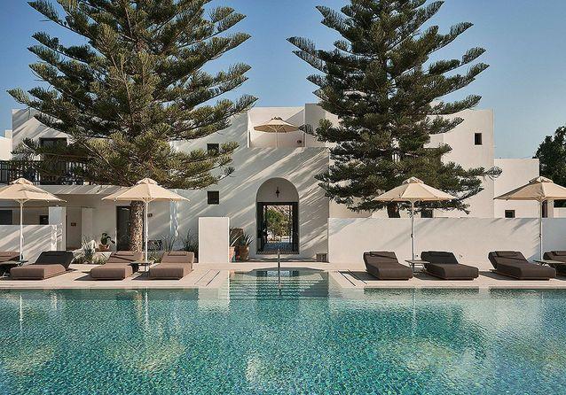 Les plus beaux hôtels design de Grèce