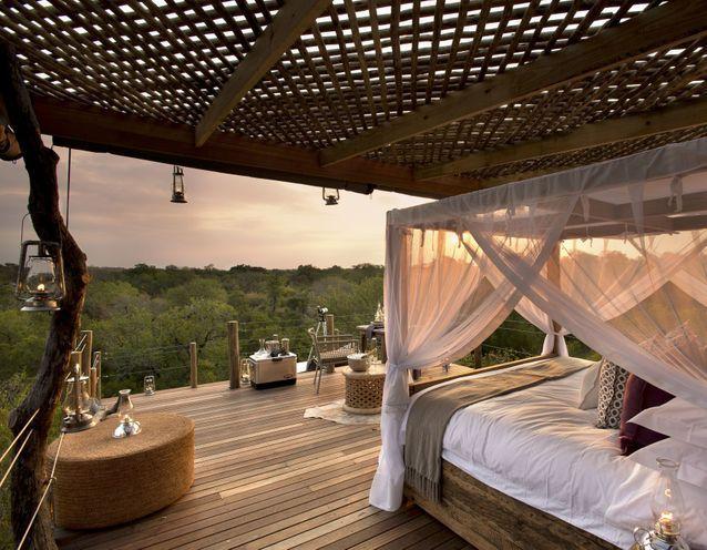 inspiration d co les plus belles chambres d h tels du monde elle d coration. Black Bedroom Furniture Sets. Home Design Ideas