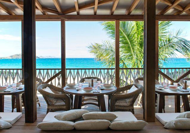 Saint-Barthélémy : bienvenue à l'hôtel Cheval Blanc