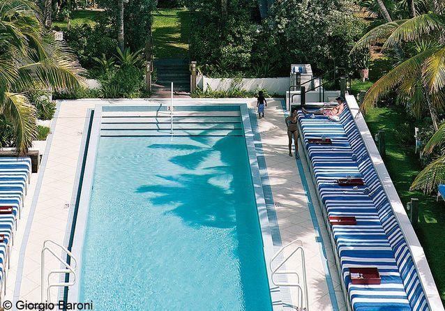 Visite de l' hôtel Soho beach house à Miami