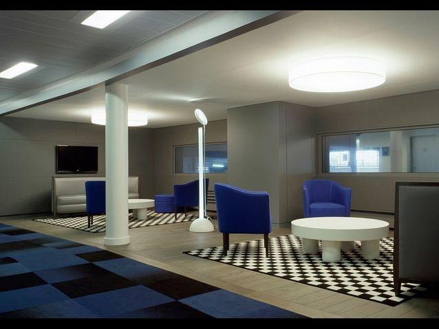 Architecture intérieure scénographies stade de france paris 2008