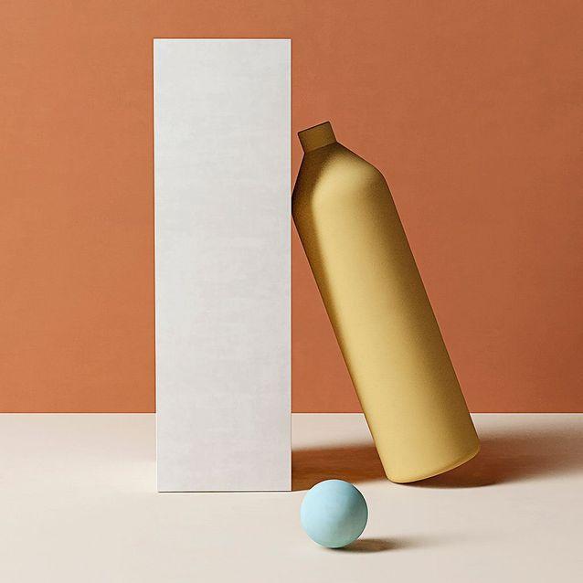 La bouteille intemporelle de jars