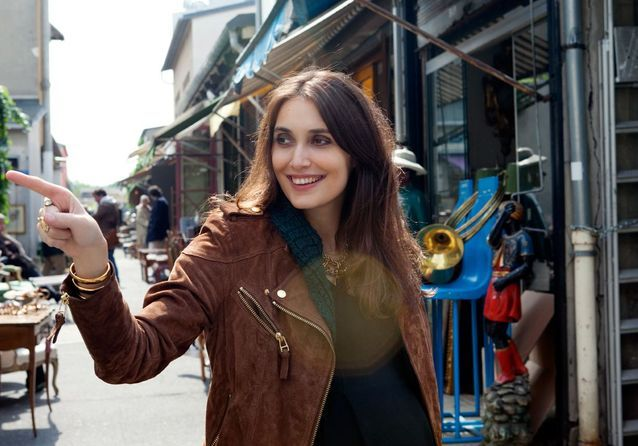 Puces de Saint-Ouen : le shopping déco de Laura Gonzalez