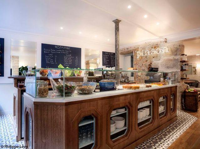 Le café Pinson, en 2012