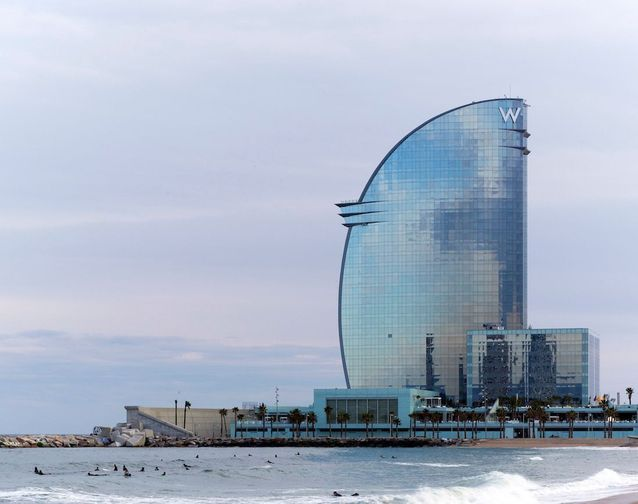 Hôtel Vela – Barcelone