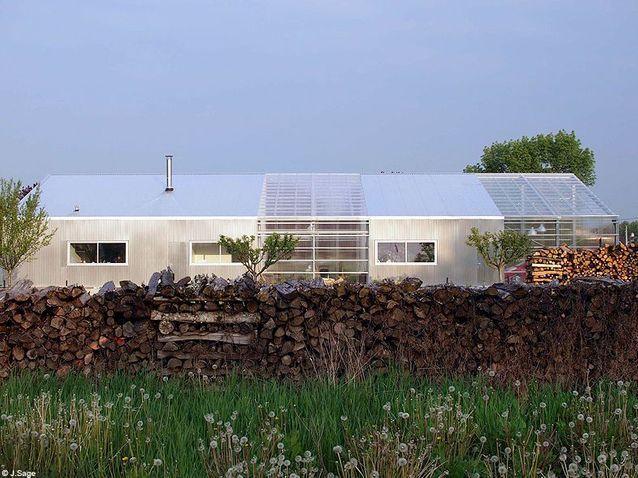 Decoration visite maison architecte 10250 Neuville sur Seine