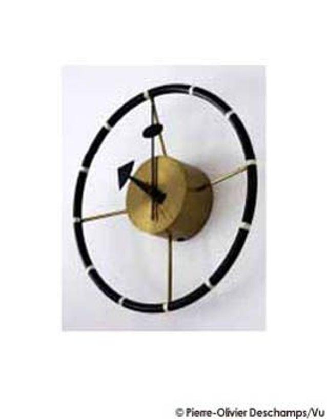 "Horloge ""Volant"""
