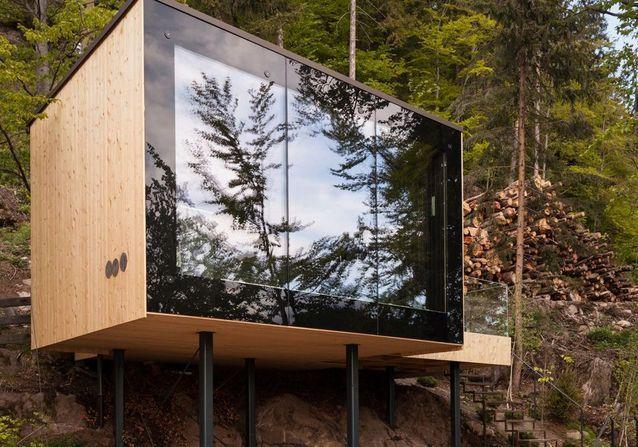 Inspiration déco : 15 maisons d'architectes en verre à couper le souffle