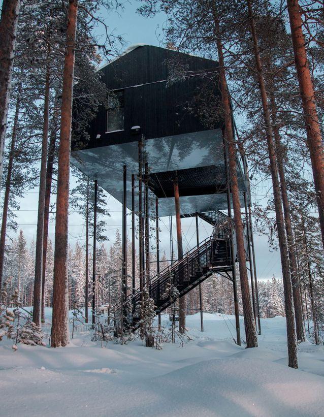 Inspiration d co 15 maisons d architectes en verre couper le souffle elle d coration - Le verre maison ...