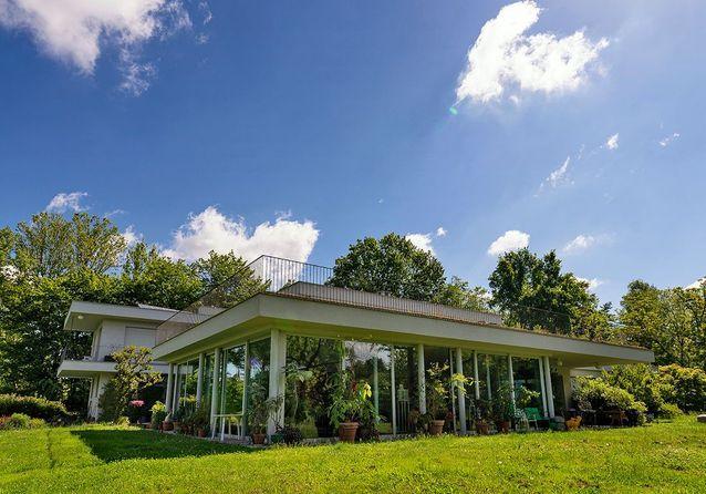 L'extravagante villa lombarde d'Angela Missoni