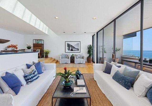 La nouvelle maison de Gal Gadot conjugue lumière et océan
