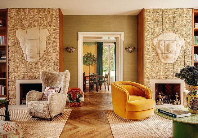 Les petites folies de Laura Gonzalez pour sa maison de Normandie