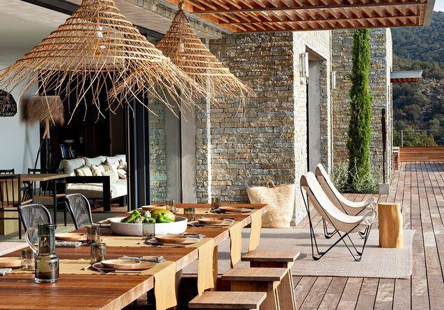Magistrale maison de vacances en Corse