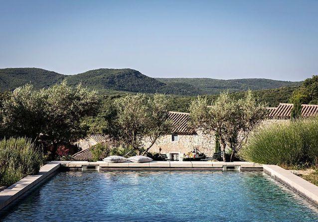 Maison d'hôtes et d'artistes dans le Gard