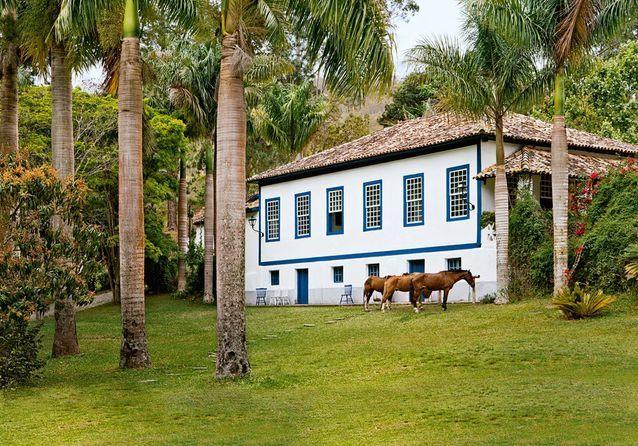 Une fazenda de rêve au Brésil