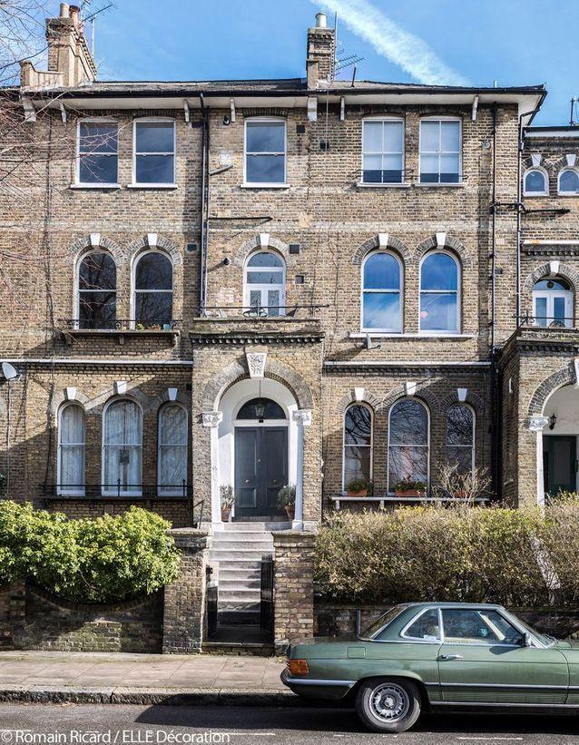 Une maison victorienne à Londres