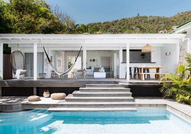 Une villa de rêve à Saint-Barth