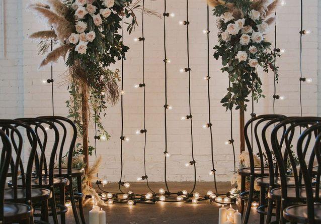 Cérémonie de mariage : 20 idées déco inoubliables