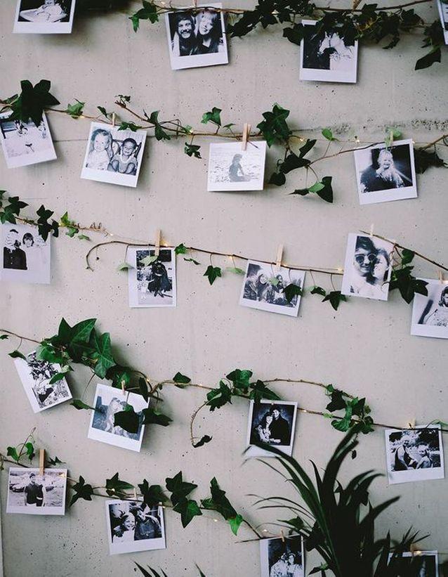 Créez un album photo mural