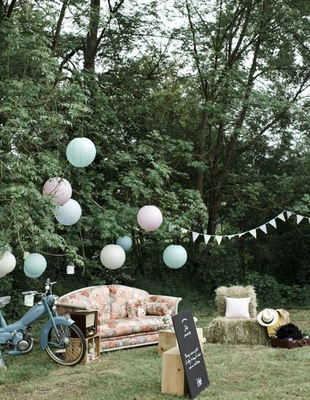 Déco de mariage : on dit \'oui\' à ces 50 idées trouvées sur Pinterest ...