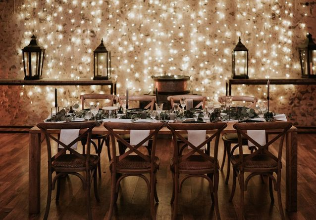 Idee Deco Table Urne Mariage
