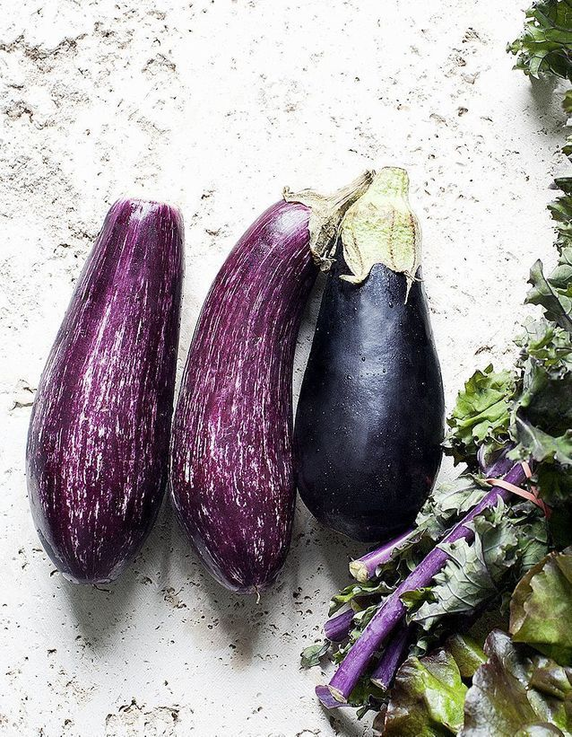 L'aubergine est un légume minceur