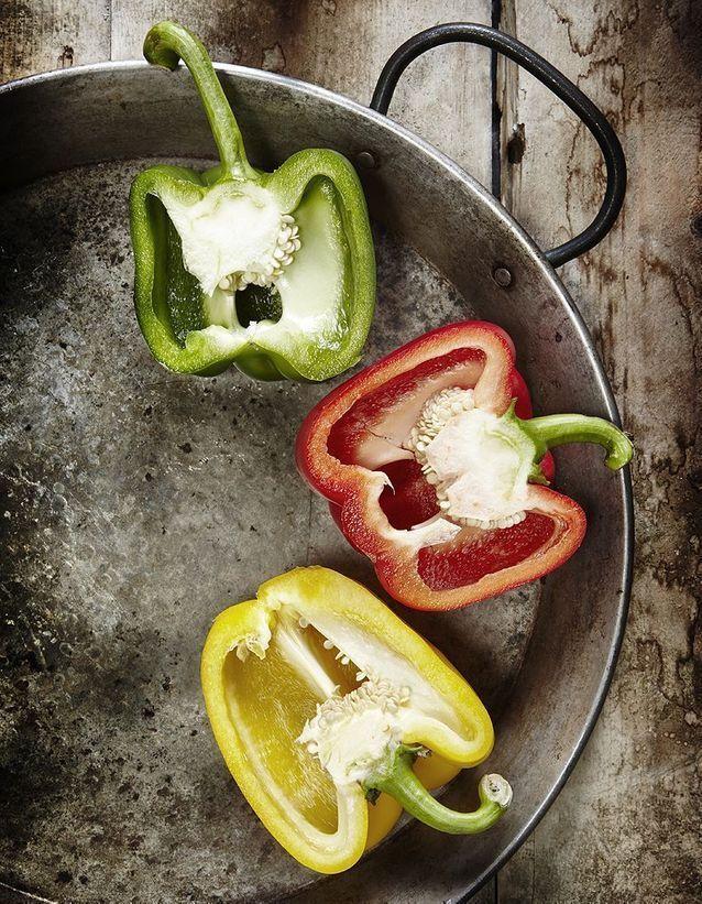 Le poivron est un légume minceur
