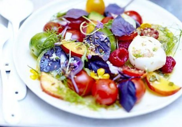 Idée Repas Du Dimanche.Menu Healthy En 10 Minutes Chrono Pour Un Repas Healthy