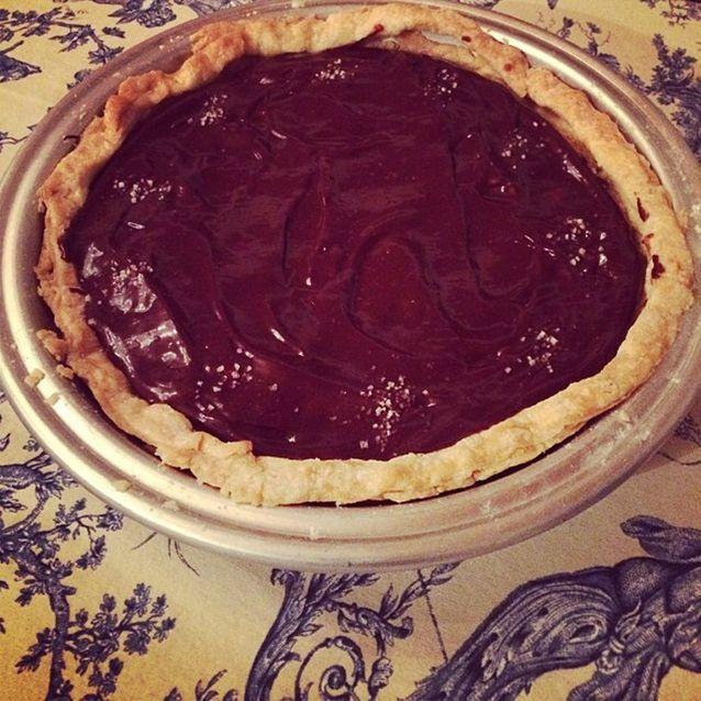 La tarte aux pépites de chocolat de Zooey Deschanel