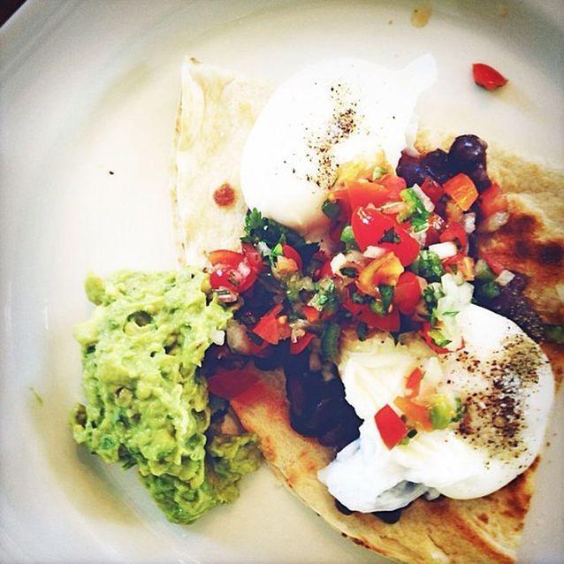 Les tortilla au maïs et le guacamole frais de Gwyneth Palthrow
