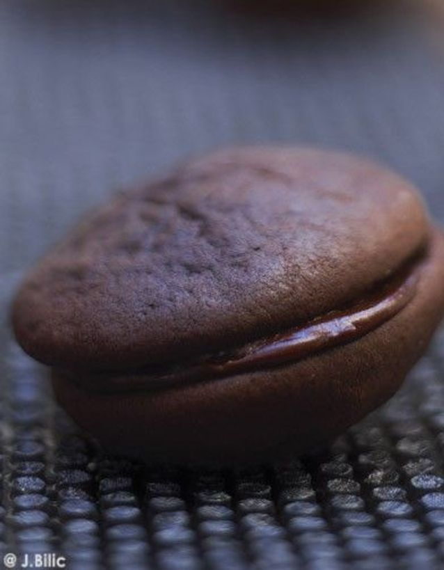 Whoopies cacao chocolate