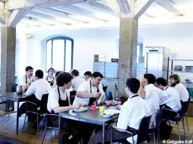 Staff Diner
