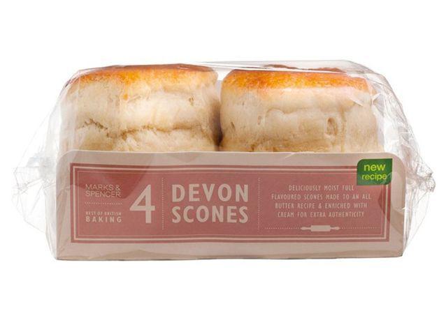 Devon Scones