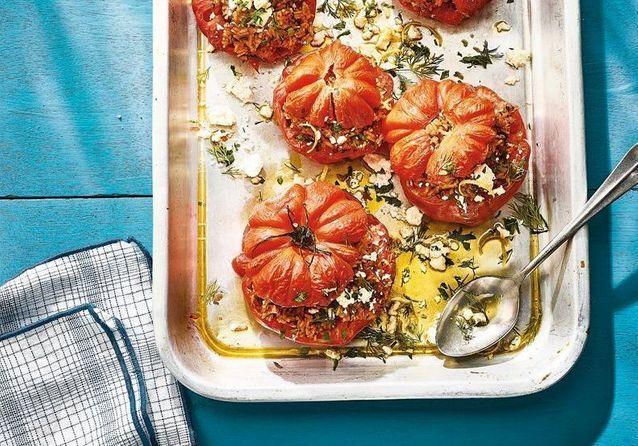 30 idées pour sublimer la tomate en été